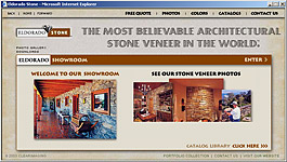 Eldorado Stone Showroom